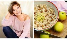 Návrhárka Lýdia Eckhardt varí na mieru: Zelerovo-jablkový šalát Coconut Flakes, Macaroni And Cheese, Grains, Spices, Ethnic Recipes, Food, Wicker, Mac And Cheese, Spice