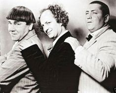 actor's caricatures   The Three Stooges on TV / 3 Stooges Shows / NYC Local TVNew York City ...