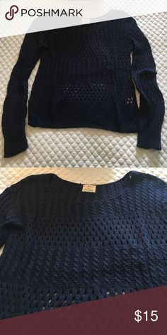 Urban Outfitters Sweater, Size Small Crochet/Cable Knit Pattern Urban Outfitters Sweaters Crew & Scoop Necks