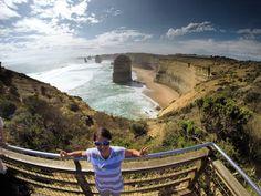 Loving it!!   #12apostles #twelveapostles #beach #australia #goprohero3 #goprooftheday #gopro #victoria by cheekymonkey01 http://ift.tt/1ijk11S