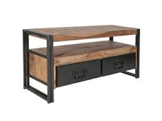 Massivholz Sideboard - Lowboard Panama Industrial Möbel Look - versandkostenfrei bestellen auf: http://moebeldeal.com/industrial-und-shabby/kommoden/5869/massivholz-sideboard-lowboard-panama-industrial-moebel-look #industrial #lowboard #industriallook #massivholz