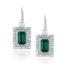 Discover our collections of magnificent luxury diamond jewelry by Martin Katz. See collections of designer diamond engagement rings, wedding bands and fine jewelry designs. Emerald Earrings, Emerald Jewelry, Diamond Jewelry, Tourmaline Earrings, Luxury Jewelry Brands, Sparkly Jewelry, Silver Jewelry, Brighton Jewelry, Pandora Jewelry