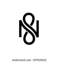 N Images, Stock Photos & Vectors   Shutterstock N Logo Design, Monogram Design, Monogram Logo, Lettering Design, Branding Design, 3 Letter Logo, N Letter Design, Infinite Logo, Logo Dental