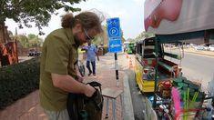 Colors of Ayutthaya 20200110 Gott - Cycling in Ayutthaya - Radfahren in ...