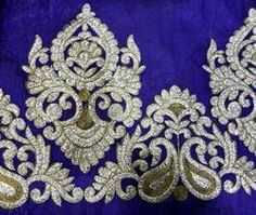pinterest garments gold embroidery - Google Search
