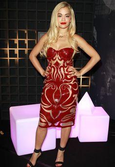 The Best-Dressed Stars This Week: Rita Ora
