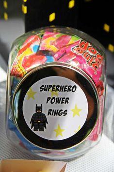 Lego Batman Birthday Party Ideas | Photo 1 of 18