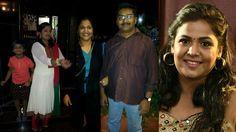 Suntv serial Kuladeivam Kalpana Actress Ranjana Suresh Family Photos