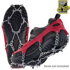 Kahtoola MICROspikes Traction System *** Check out this great product. (This is an Amazon affiliate link)