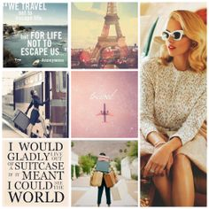 What we're all about! #anatomie #travel #inspirations