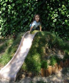 Natural playscape | greengardenblog.comgreengardenblog.com