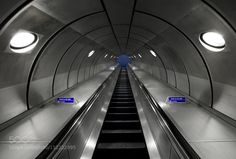London Underground by roliketto City and Architecture Photography #InfluentialLime