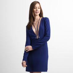 Vestido Carina Duek CD+ Azul Royal+   Zattini