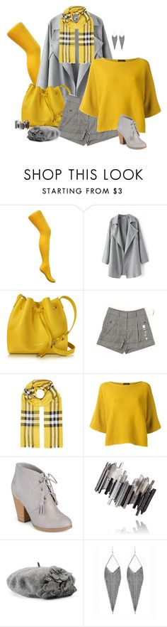 """""""Be Bold"""" by shyloc ❤ liked on Polyvore featuring Lancaster, H&M, Burberry, Roberto Collina, Journee Collection, Betmar and Jules Smith"""