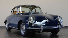 Cars - For Sale - Porsche 356 - 1964 Porsche 356 SC Sunroof Coupe - Bali Blue - CPR Classic