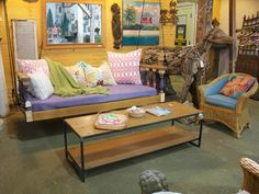 19 Upcycling Projects From <i>Salvage Dawgs</i>   DIY Home Decor and Decorating Ideas   DIY