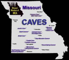 caves in missouri | Area Attractions in Missouri by the Missouri Mule Company