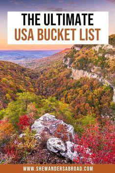 Here's the ultimate USA bucket list with the absolute best places to visit in the United States. Stunning cities, world-class museums, beautiful national parks and many more! #usa #travel #shewandersabroad | USA Travel Destinations | Best Places to Travel in the USA | Best Places to Visit in the USA | US Travel Bucket List | US Travel Ideas | USA weekend getaways | Vacation places in USA | Things to do in USA | Where to stay in USA | Best Places to See in the United States | USA Travel Tips Vacation Places In Usa, Best Places To Travel, Cool Places To Visit, Usa Travel Guide, Travel Usa, Travel Tips, Travel Ideas, Travel Inspiration, Oregon
