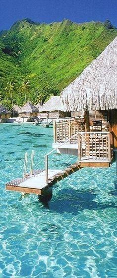 #Moorea, Polinesia francesa #vacaciones #viajes