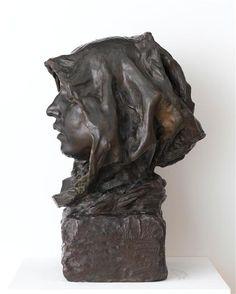 Le Psaume, 1896, par Claudel Camille (1864-1943). Musée Boucher de Perthes  à Abbeville. Photo : Jean-Gilles Benizzi.