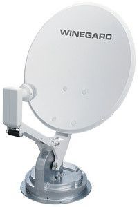 winegard trav ler dish 1000 multi satellite tv antenna shopping winegard rm dm46 crank up satellite dish elevation sensor
