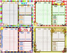 daily calendars with hourly slots | 15-minute-5.jpg | Places to Visit ...