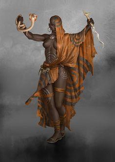 Anubians-archetype by Marko-Djurdjevic cleric of Zehir awesome