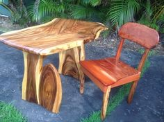 We can make a custom desk to fit your space.