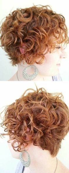Short Hairstyles Natural Curly Hair Hairstyle And Haircuts For Women And Men Wallpaper