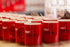 Break at TEDx Amsterdam!