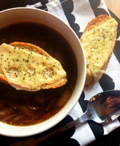 French Onion Soup www.theglasgowscullery.com
