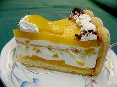 Beste Rezeptesammlung: Pfirsich - Joghurt - Torte