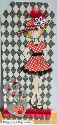 IC407 Fashion Doll