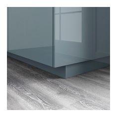 Image result for ikea kitchen kallarp, blue