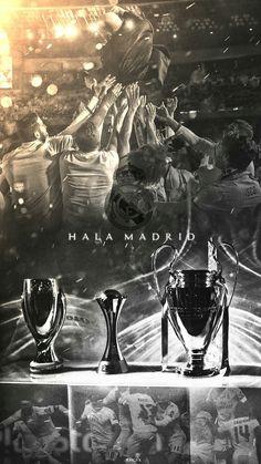 Trofeos del #RealMadrid