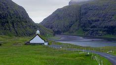 Saksunar Kirkja Photos, Mountains, Nature, Travel, Viajes, Pictures, Photographs, Traveling, Nature Illustration
