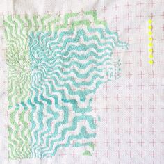 Loving these trippy op art backgrounds! This one is a big one. It's around 18x18 inches and it's the biggest one yet. It is also the fastest I have ever stitched a piece. I think it is because of the negative space and the limited color palette. #wip #creativeprocess #artprocess #inprocess #inmystudio #newart #fineart #contemporaryartdaily #discovernewartists #originalart #contemporaryart #artstagram #artlife #contemporaryartist #visualartist #makeart #artforbreakfast #artdailydose #itter Contemporary Art Daily, Contemporary Artists, Process Art, Art Background, Negative Space, Make Art, New Artists, Op Art, Trippy
