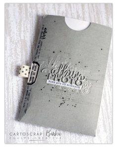 Challenge de Mai 17 : les pochettes par Binka - Blog Cartoscrap Diy Photo, Pochette Photo, Pochette Surprise, Mini Albums Scrapbook, Journaling, Pocket Letters, Mini Books, Challenge, Paper Crafts