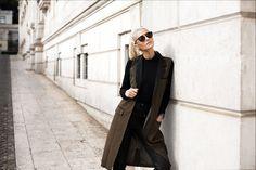 Banging Fashion: New Women's Fashion Horned Rim Outline Sunglasses 9955