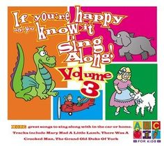 If You're Happy And You Know It Sing Along Volume 3 Abc For Kids, Popular Series, Latest Albums, What You See, Knowing You, Singing, Encouragement, Songs, Comics