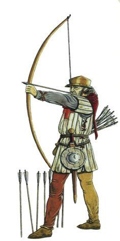 Archer Poiters 1356