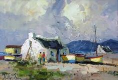 Canada Images, Pastel Painting, Image, Painting, Fisherman, Art