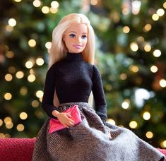 Barbie Dior style