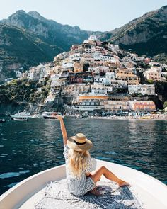 """955 Likes, 8 Comments - BEAUTIFUL MATTERS (@beautifulmatters) on Instagram: """"Ciao positano! (: @hilvees)"""""""