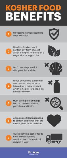 Kosher food benefits - Dr. Axe