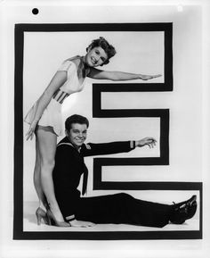 Debbie Reynolds & Russ Tamblyn