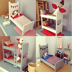 dollbeds by Esthex