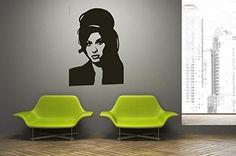 Vinyl Wall Decal Sticker Lips Eyes Face Girl Holl Amy Winehouse Music Jazz A38 Sticker'Shop http://www.amazon.com/dp/B0195AS6P6/ref=cm_sw_r_pi_dp_cWpAwb1ZYT46B