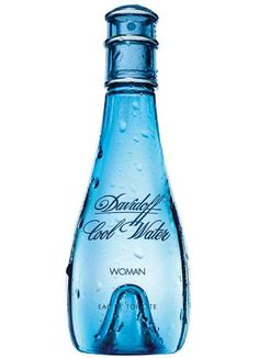 Cool Water Davidoff perfume - A fragrance for women 1996.  Another one of my designer faves! I love this scent!!!!!!!