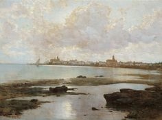 Guillermo Gómez Gil [1862-1942] was born in Malaga in 1862. He showed an interest in art from a very early age and began training as an artist in 1878 as a pupil of the San Telmo School of Fine Arts in Malaga. He must have made good progress as he ventured to compete for the Barroso prize awarded by the council as an incentive to students of the school, although he did not win. He tried again in 1881 and was equally unsuccessful.